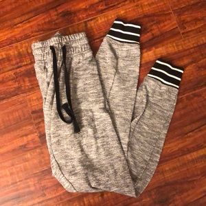 Cotton on - marked sweatpants - XS
